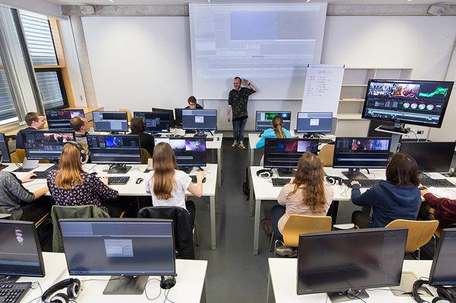 Multimedia-Labor 1