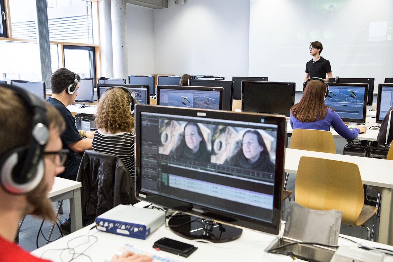 Multimedia-Labor