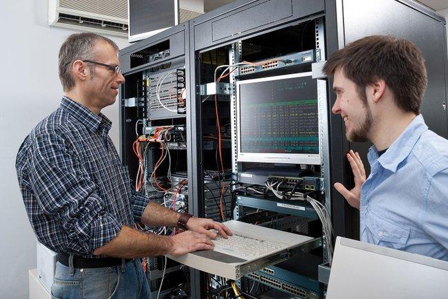 Netzwerktechnik Labor