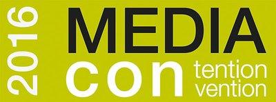Logo MEDIAcon 2016