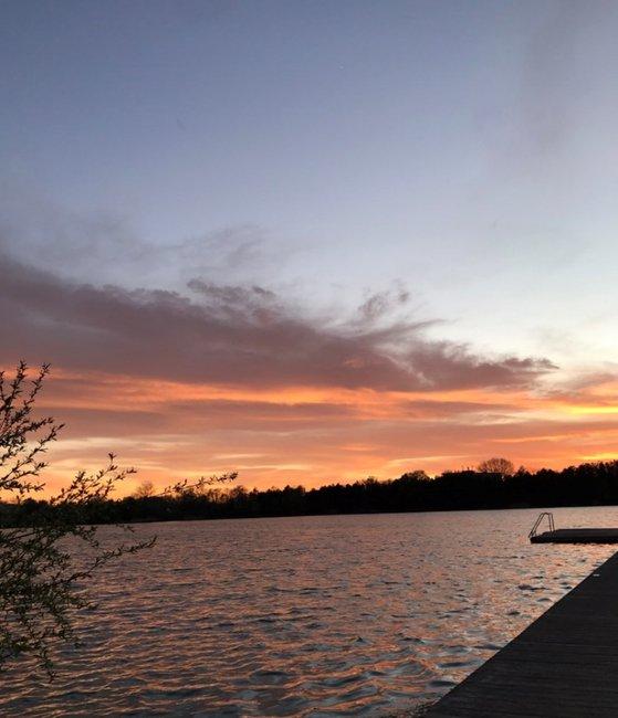 Sonnenuntergang Lia lonesome