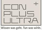 Logo ConPlusUltra GmbH