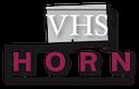 Logo VHS Horn