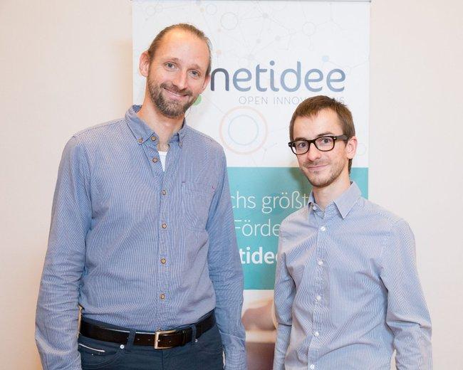 Netidee best of Event SoniTalk