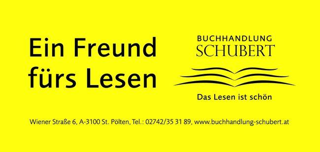 Schubert Buchhandlung Logo