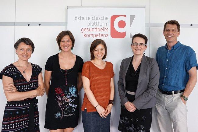 News Österreichische Plattform Gesundheitskompetenz