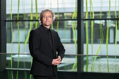 Porträt von Hannes Raffaseder