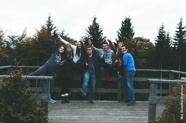 Hiking-Team