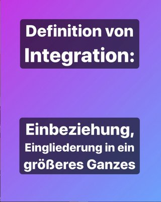 Diversity Integration