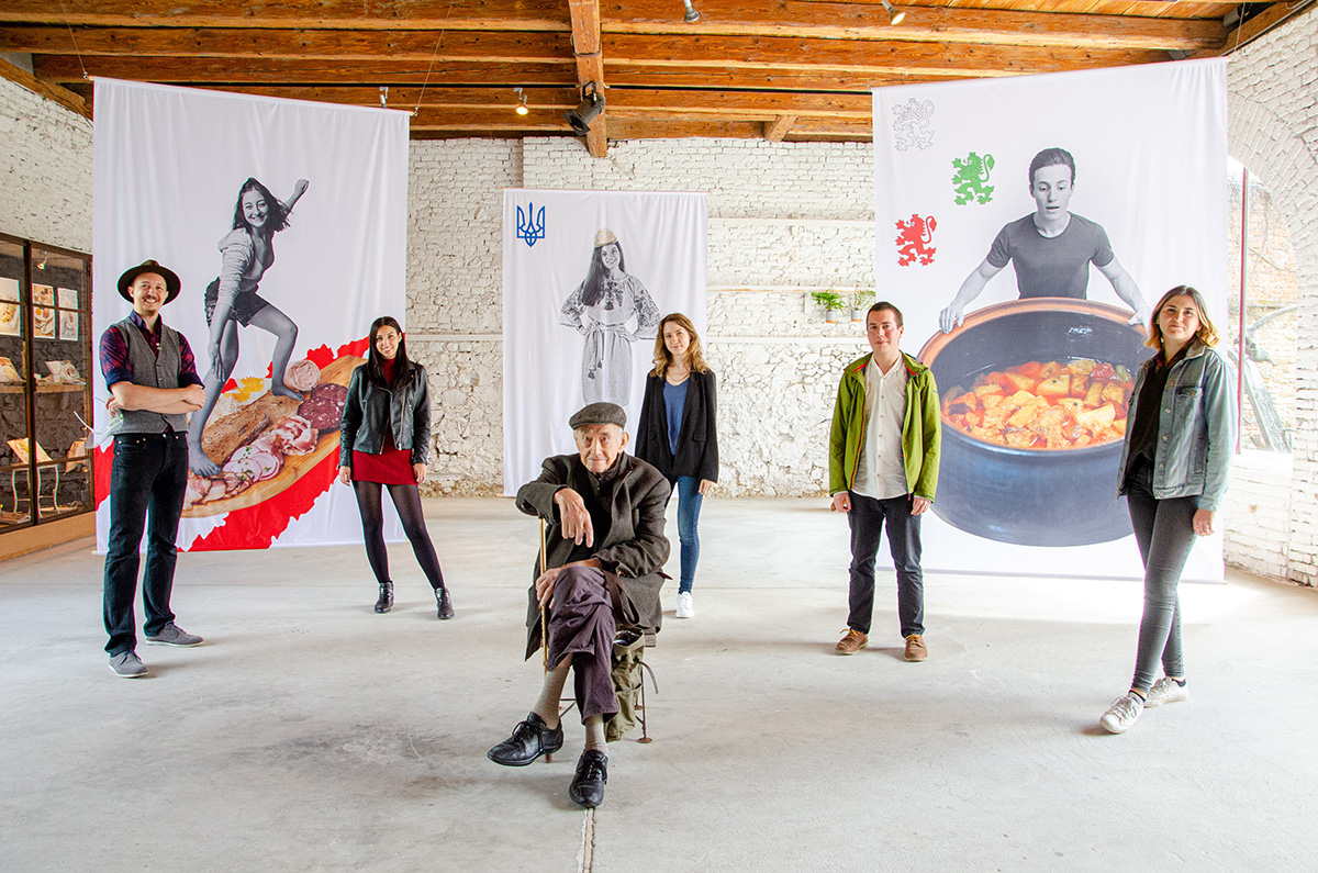 Kultur isst Gruppenfoto