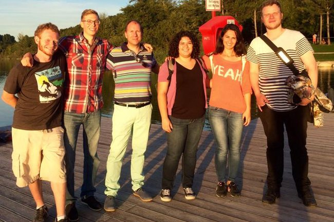 popup Dorms EPS Team