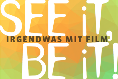 see it, be it - Logo