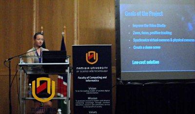 EPS Presentation in Namibia