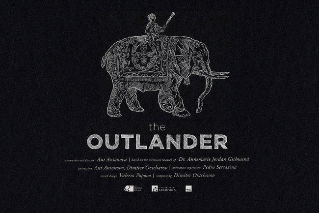 The Outlander_Plakat