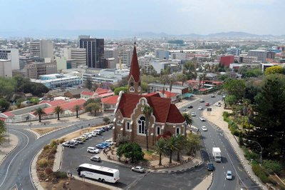Windhoek, Namibia: EPS Presentation