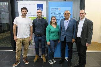 Mariusz & Marcello Demner, Demner, Merlicek & Bergmann bei BRAND SLAM (2018)
