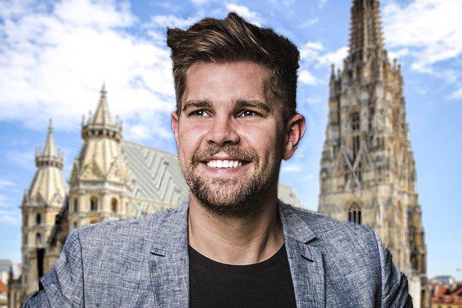 Lukas Hetzendorfer, Unternehmensgründer, Ex-Googler und Lektor an der Fachhochschule St. Pölten
