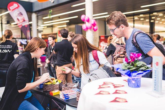 Job- und Karrieremesse bietet Vernetzung mit Top-Unternehmen und attraktives Rahmenprogramm