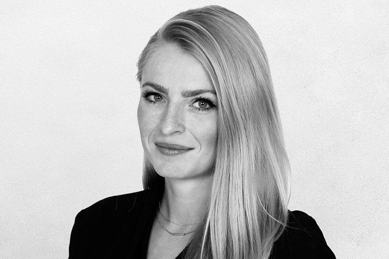 Jana Pasching, Absolventin des Bachelor Studiengangs Medienmanagement