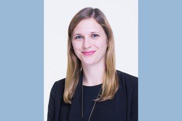Absolventin Magdalena Ettl
