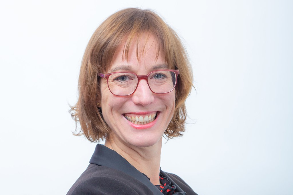 Cornelia Steinböck, Digital Expert bei der Volksbank Wien AG, Absolventin des Masterlehrgangs Digital Marketing an der FH St. Pölten