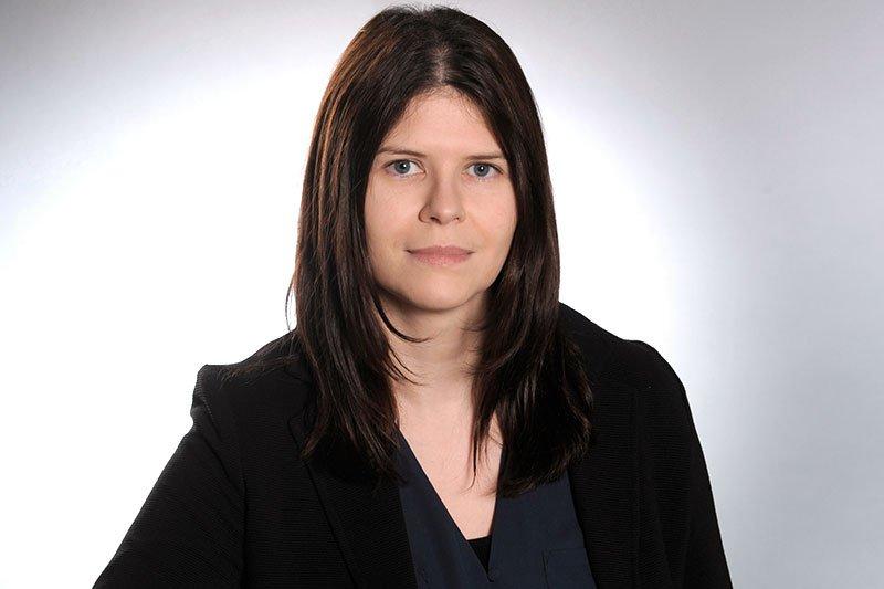 Andrea Losert-Ganglberger, Absolventin des Masterstudiums Digital Healthcare