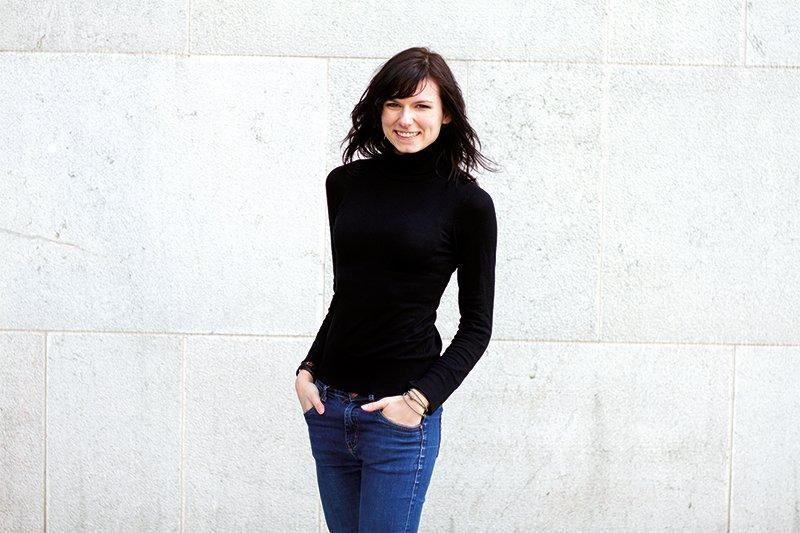 Anna Steinacher, Absolventin des Bachelor Studiengangs Media- und Kommunikationsberatung, ist Gesellschafterin der Brandingagentur DDM.