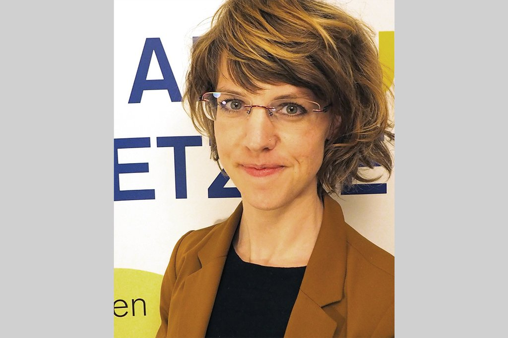 Porträt der Absolventin Barbara Bühler