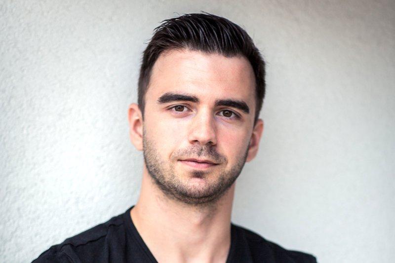 Christoph Prinzinger, BSc ist Absolvent des Departments Medien und Digitale Technologien und Gründer der Urlaubsplattform Urlaubshamster.at.