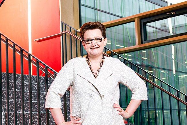 DSA Mag. (FH) Claudia Aufreiter