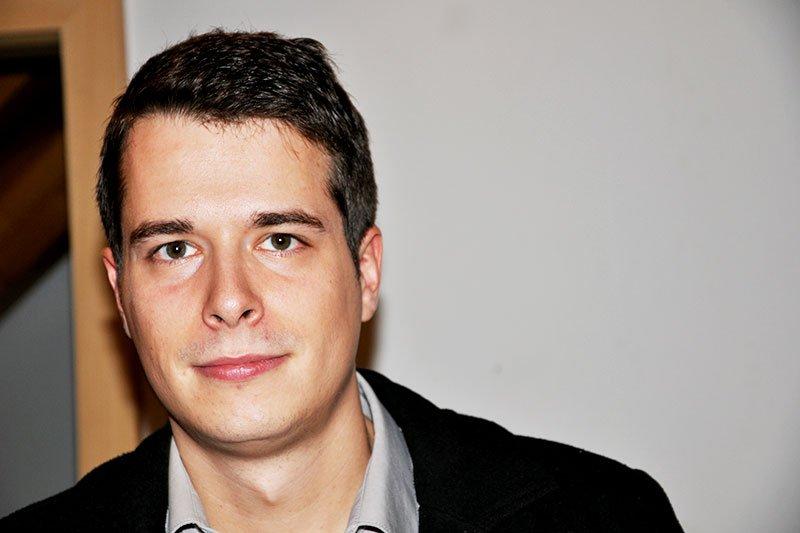 Fabian Demichiel ist Absolvent des Bachelorstudiums IT Security