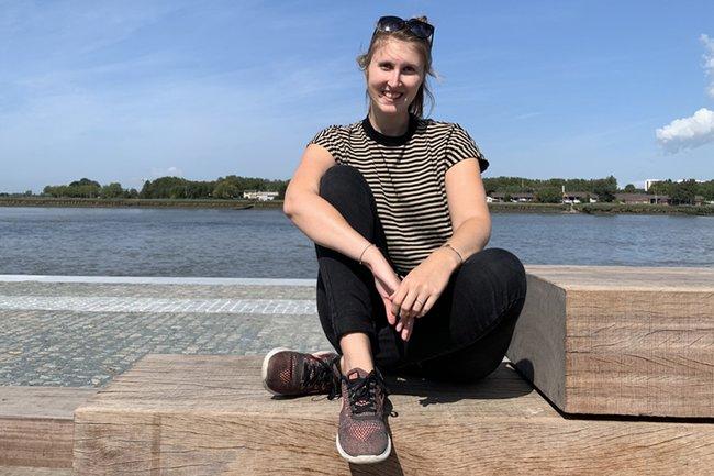 Katharina Korn schloss 2019 das Studium der Sozialen Arbeit an der FH St. Pölten ab.