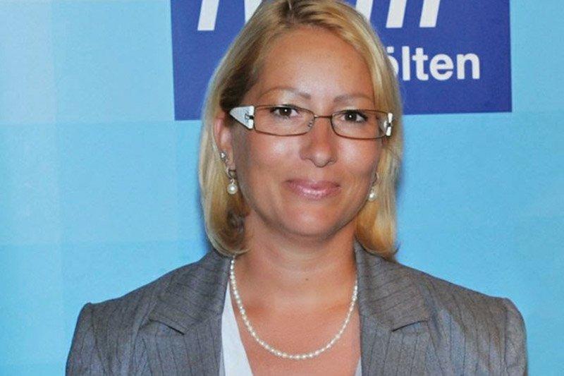 EURAIL-Ing. Sandra Vincze, BSc ist Absolventin des Departments Bahntechnologie und Mobilität und Teamkoordinatorin bei der ÖBB-Infrastruktur AG.