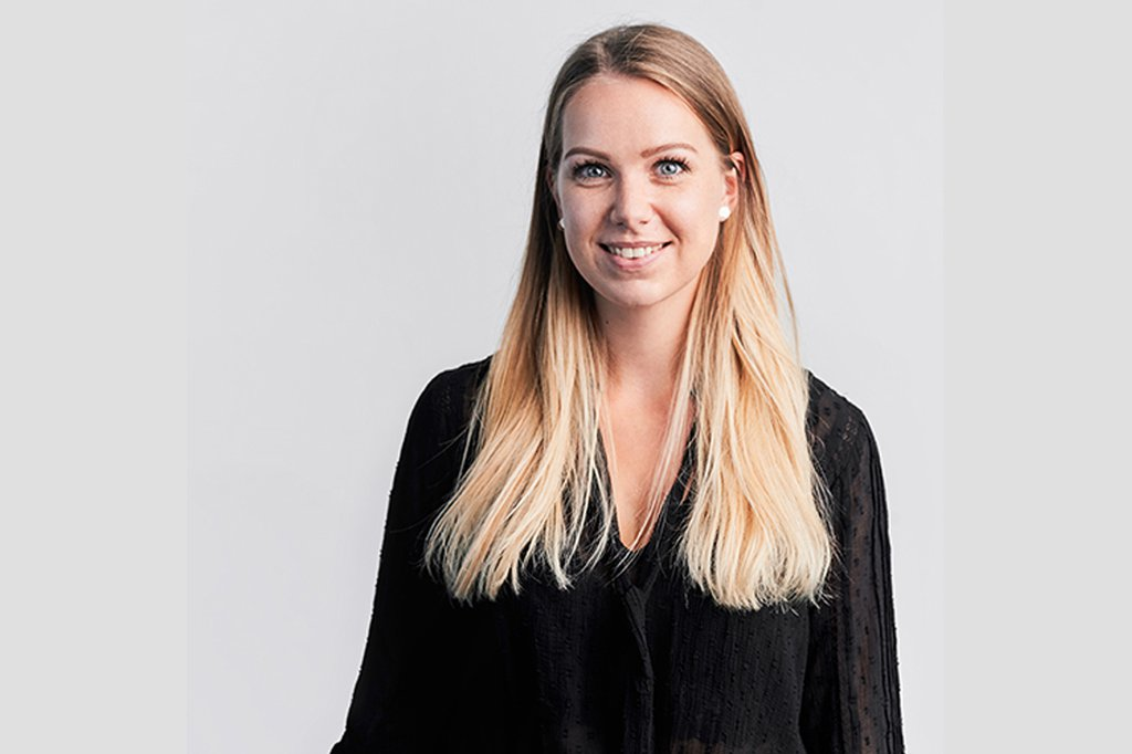Alumna Isabel Lang,  Head of Marketing bei A-COMMERCE