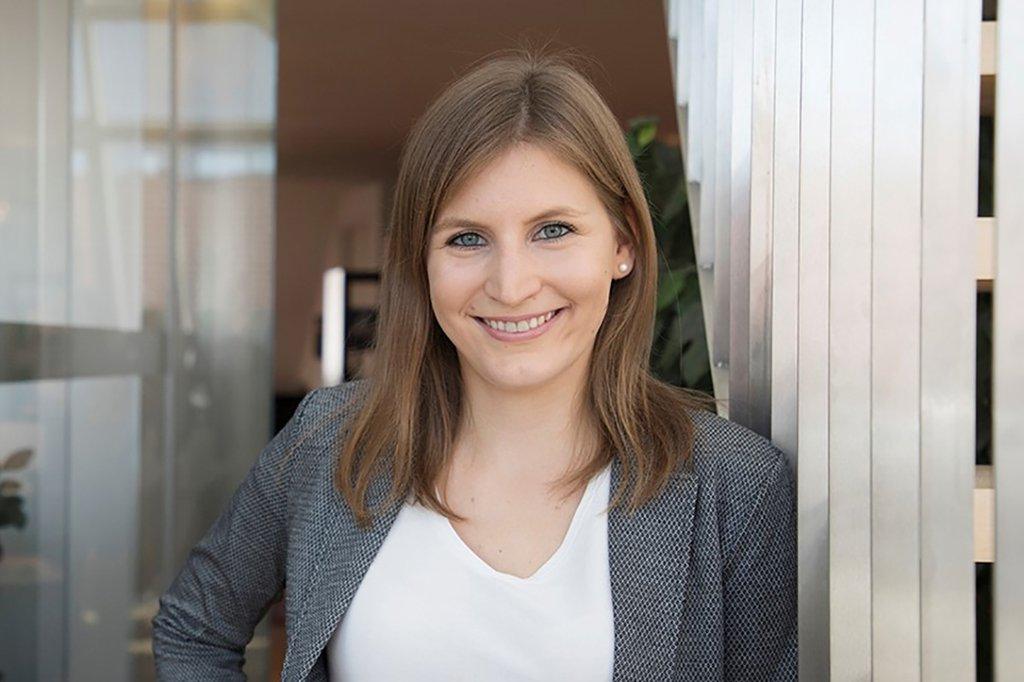 Sophie Schönhacker, Alumna des Masterlehrgangs Eventmanagement an der FH St. Pölten