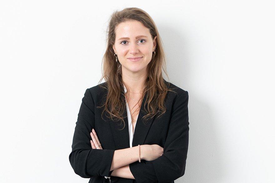 Patricia Haus, Absolventin des Masterlehrgangs Eventmanagement an der FH St. Pölten