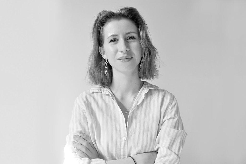 Victoria Waba,Digital Marketing Specialist at s::can im Gespräch mitHarald Rametsteiner,Leiter des Masterlehrgangs Digital Marketing an der FH St. Pölten