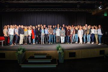 Gäste des Alumnifests