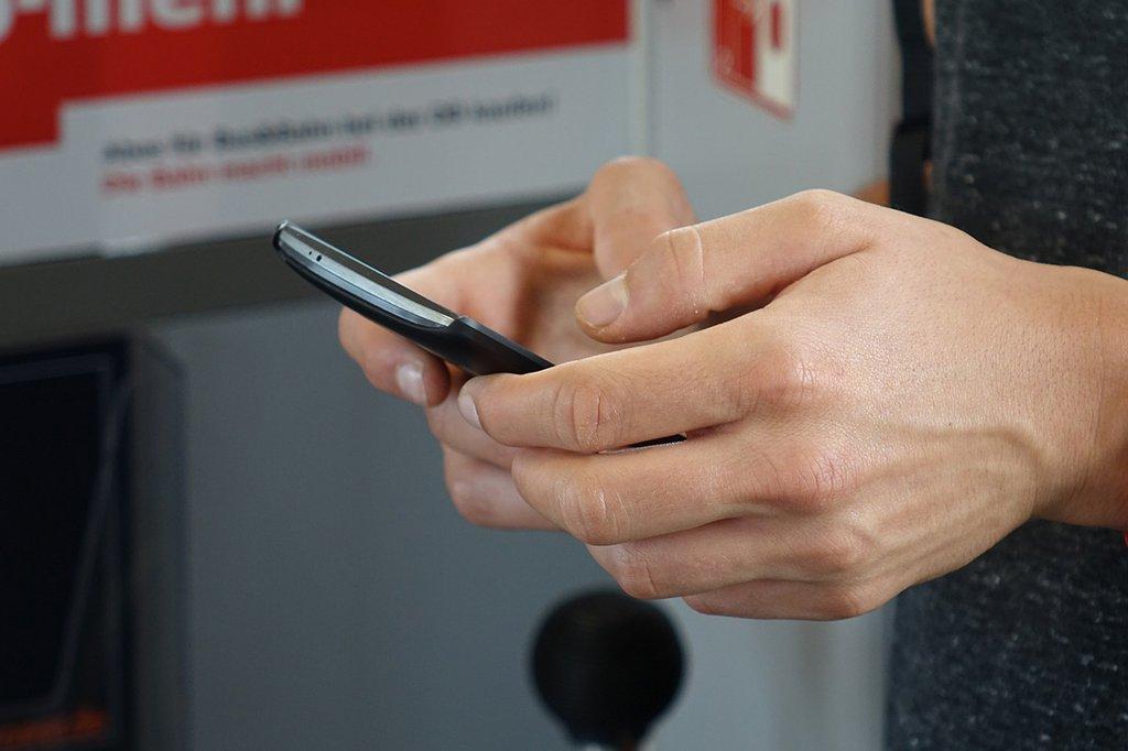 Symbolbild Handy