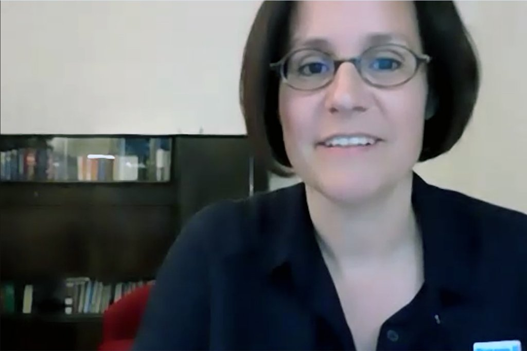 Maria Moser, Direktorin der Diakonie Österreich
