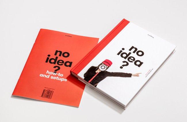 Arnd Öttings Coffee-table-Book für Kreative