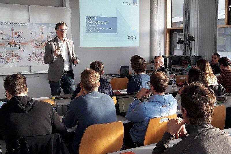 Yves Putallaz in der LV Asset Management