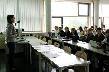 Bewerbungsworkshop für Studierende mit Simone Karlsberger