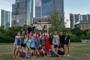 Zwei FH-Studierende bei Entrepreneurship-Bootcamp in Austin mit dabei