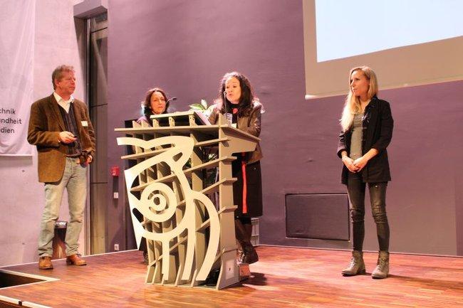 Preisverleihung OGSA-Wissenschaftspreis