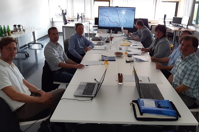 Partner-Meeting Interreg-Projekt Transregio