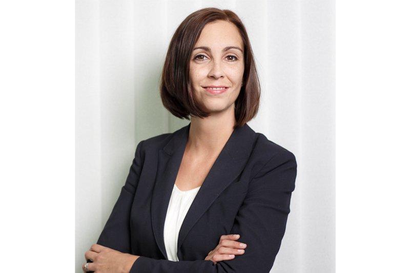 Lehrgangsleiterin Barbara Klinser-Kammerzelt