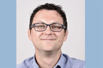 Andreas Karpf studiert berufsbegleitend an der FH St. Pölten