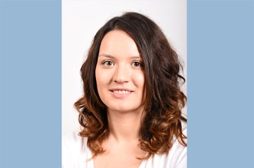 Sandra Herold studiert berufsbegleitend an der FH St. Pölten