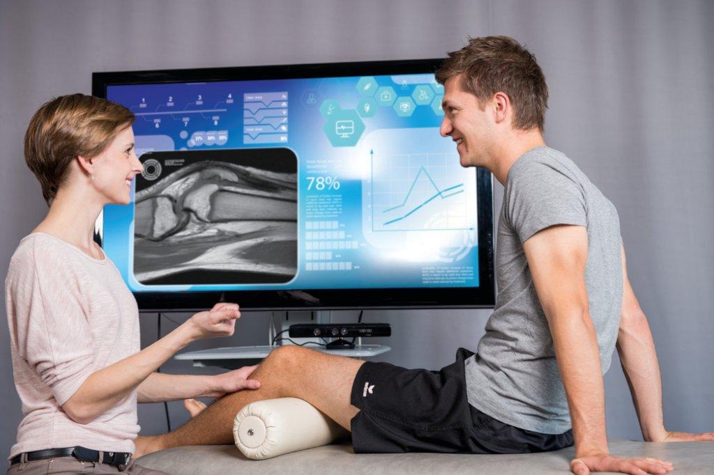 Bessere Rehabilitation durch digitale Technologien